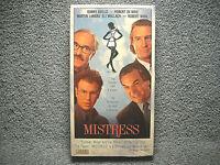 MISTRESS - VHS - 1993 - DANNY AIELLO - ROBERT DE NIRO - COMEDY - NEW SEALED