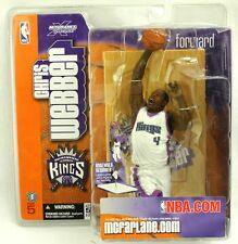 CHRIS WEBER Sacramento Kings McFarlane Sportspicks Series 5 NBA Figure 2003