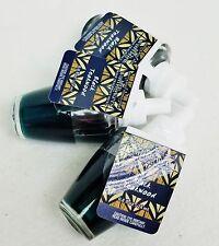 3 Bath & Body Works BLACK TEAKWOOD Wallflower Fragrance Scented Refill Oil