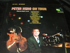 PETER NERO On Tour LP ORIGINAL 1967 RCA STEREO LSP-3610 STILL SEALED MINT