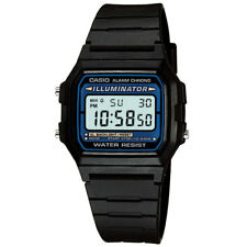 Japan  Casio F105W-1A Casio Illuminator Watch Classic Casio Watch F/S Tracking