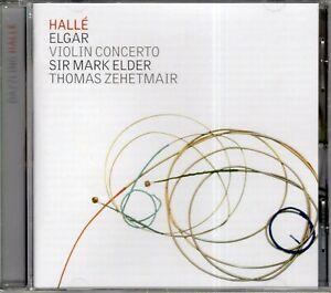 Elgar - Violin Concerto / Thomas Zehetmair
