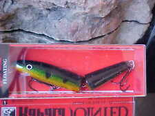 Rapala Jointed Minnow J11 P (PERCH) for Bass/Pike/Walleye/Trout/Pickerel/Salmon