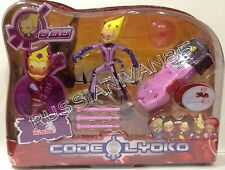 CODE LYOKO. Toy ODD. SUPER SHIELD. Shooting super board.