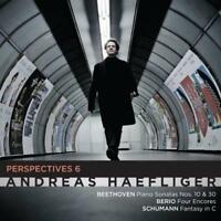 Andreas Haefliger - Perspectives 6 - Beethoven, Berio, Schumann (NEW CD)
