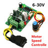 DC 6-30V Motor Speed Controller Reversible PWM Control Forward / Reverse switch