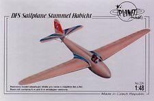 Planet 1/48 Dfs Planeador Stummel Habicht #226