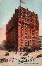 PC USA Hotel Iroquois, Buffalo, N. Y. (a779)