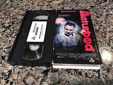 Disturbed VHS! 1990 Mental Institution Adventure! A Clock Work Orange Halloween