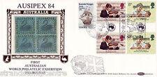 1984 Council - Benham BOCS (2) 31h - Ausipex GUTTER PRS - WITH AUZ H/S's