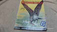 July 1938 Hunter Trader Trapper Outdoorsman Magazine