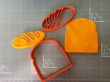 Bread Cookie Cutter Set