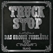TRUCK STOP Das große Jubiläum (2018)   2 CD  NEU & OVP  23.03.2018