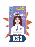 Spot the Difference by Juno Dawson World Book Day 2016 New