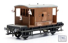 C038 Dapol OO Gauge BRAKE VAN plastic kit