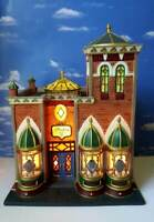 DEPT 56 Christmas in the City STERLING JEWELERS!   Perfect