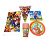 51Pcs/lot Super Mario birthday party decorations kids theme Disposable tableware