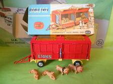 CORGI TOYS CHIPPERFIELDS ANIMAL LIONS MINT BOXED