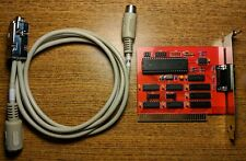 HardMPU Intelligent MIDI Interface - MPU401 Replacement - Vintage DOS Gaming