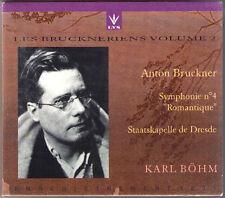 Karl BÖHM: BRUCKNER Symphony No.4 Romantic BOHM 1936 CD Staatskapelle Dresden