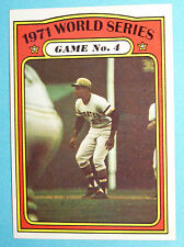 1972 Topps #226 ROBERTO CLEMENTE 47 yrold NM PIRATES WORLD SERIES Baseball Card!