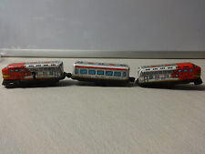 China Express Train Grande Vitesse Bai Bao Wind-up Tin Toy Loose