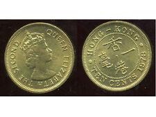 HONG KONG  10 ten cents 1978   ( british colony )    SUP