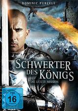Schwerter des Königs - Die letzte Mission - DVD - Neu
