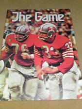 THE GAME #  3 - COVER AMERICAN FOOTBALL