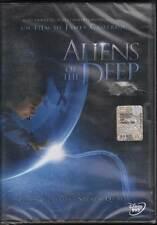 Aliens Of The Deep DVD Cameron James / Quale Steven Nuovo Sigillato
