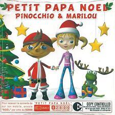 PINOCCHIO & MARILOU - Petit papa Noel