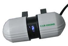 12V Auto Ozon/Ionen Generator Rauch Staub Keime Geruch Sporen Pollen Kontrolle