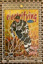 2012-13 Fleer Retro Tradition ELECTRIFYING 4 Wayne Gretzky 7J3NH