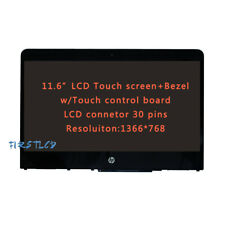 HD HP Pavilion X360 11m-ad013dx 11m-ad113dx LCD Touch Screen Assembly 925388-001
