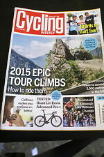 July Cycling Weekly Sports Magazines