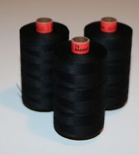 Rasant 75...Three 1000 mtr Rolls any colour ...Cotton covered poly core thread