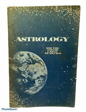 Vintage 1973 Astrology Book Edgar Cayce Readings Paperback Book Zodiac Gammon