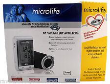 1 x Microlife Micro Life A200 AFib Upper Arm Blood Pressure Monitor Atrial Fib.