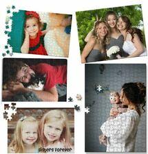 Personalised Photo Jigsaw Puzzle Collage in Box A5 A4 A3 Personal Custom Images