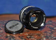Exellent Nikon Nikkor N Auto 35mm f1.4  Pre AI Nikon D700 D4 DF D3 D3X D800 F F2
