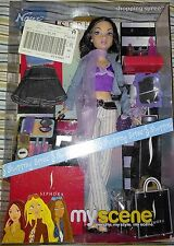 Nolee - BARBIE My Scene Shopping Spree 2004 Gift Set Retired NRFB Mint