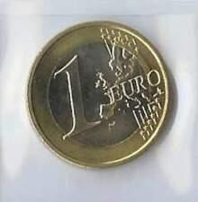 Monaco 2001 UNC 1 euro : Standaard