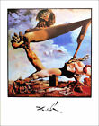 Salvador DALI Soft Construction With Boiled Beans 28 x 22 Poster
