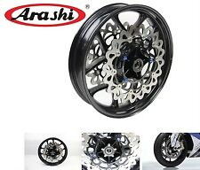 Front Wheel Rim Brake Discs Rotors For Yamaha YZF R1 2015 2016 YZF-R1 Front Rims