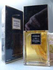 CHANEL COCO EDT 100ml RARE VINTAGE 1980s NEAR MINT SEALED BOX CHANEL GIFT WRAP
