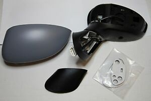 FIAT 500 ELECTRIC DOOR WING MIRROR LH LEFT N/S NEAR SIDE COMPLETE KIT