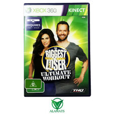 The Biggest Loser Ultimate Workout (Xbox 360 Kinect) Very Good -  Fast Post PAL