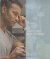 2019-2020- NEW- BARBRI EARLY START BAR REVIEW BOOKLET- ANY STATE/UBE