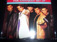 Five 5 – Everybody Get Up Australian CD Single – Like New