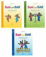 Susi und Eddi - Geigenschule für Kinder ab 5 Jahren - Band 1, 2 oder 3